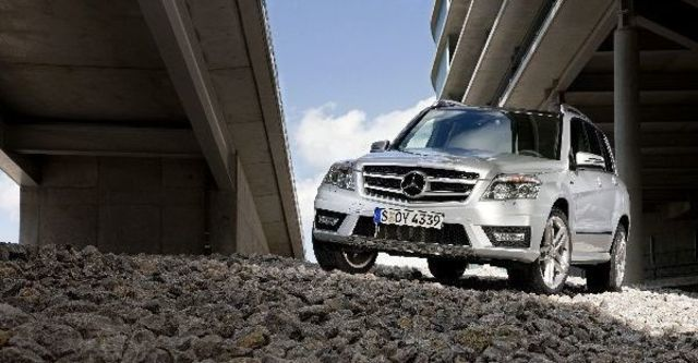 2009 M-Benz GLK-Class GLK220 CDI Blue EFFICIENCY  第9張相片