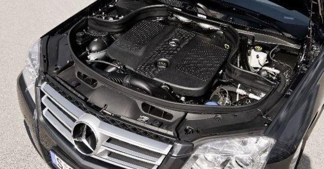 2009 M-Benz GLK-Class GLK220 CDI Blue EFFICIENCY  第12張相片