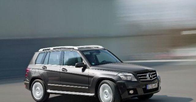 2009 M-Benz GLK-Class GLK220 CDI Blue EFFICIENCY  第14張相片