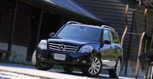 2009 M-Benz GLK-Class GLK300  第1張相片