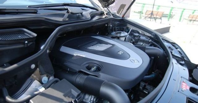 2009 M-Benz M-Class ML320 CDI  第6張相片