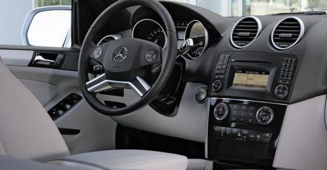 2009 M-Benz M-Class ML320 CDI  第7張相片