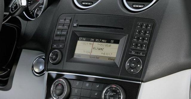 2009 M-Benz M-Class ML320 CDI  第8張相片