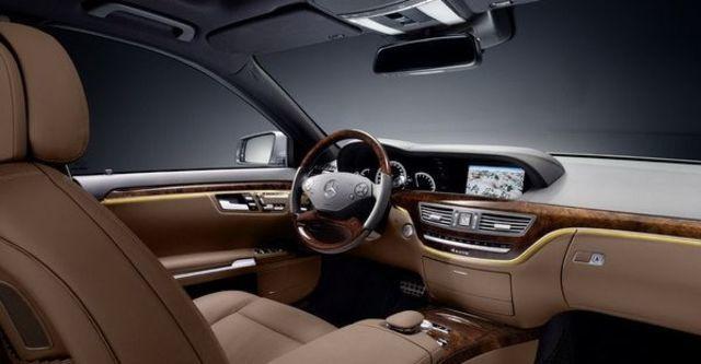 2009 M-Benz S-Class S450L  第6張相片
