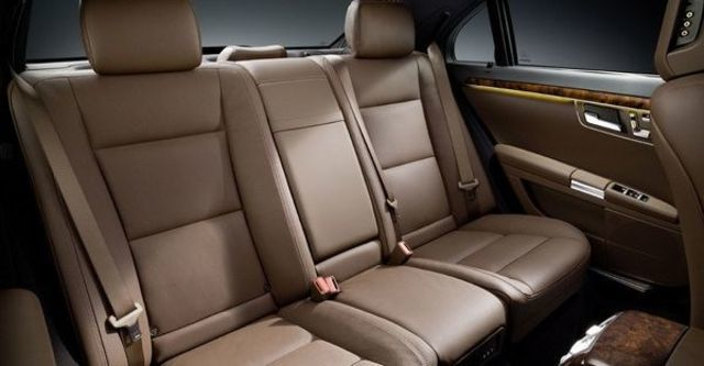 2009 M-Benz S-Class S450L  第7張相片