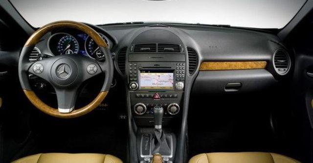 2009 M-Benz SLK-Class SLK350  第9張相片