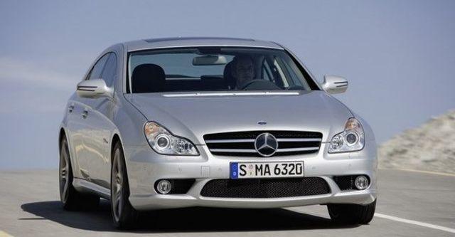 2008 M-Benz AMG CLS63  第2張相片