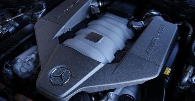 2008 M-Benz AMG CLS63  第9張相片