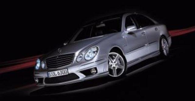 2008 M-Benz AMG E63  第5張相片