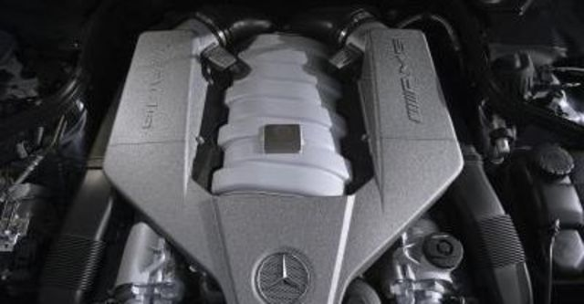 2008 M-Benz AMG E63  第8張相片