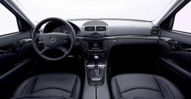 2008 M-Benz AMG E63  第10張相片