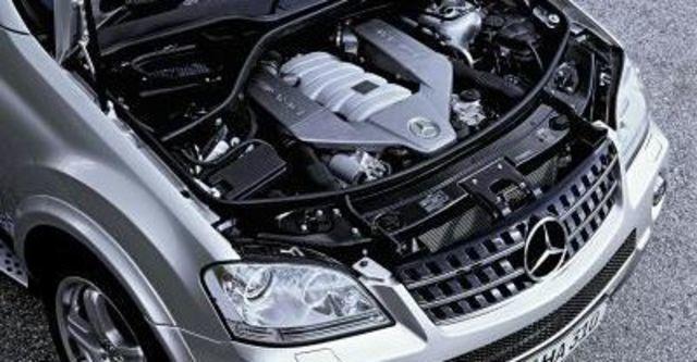 2008 M-Benz AMG ML63  第9張相片