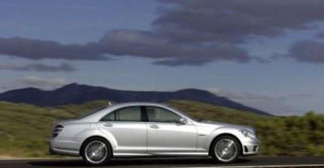 2008 M-Benz AMG S63L  第5張相片