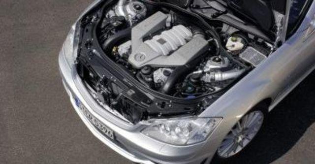 2008 M-Benz AMG S63L  第7張相片