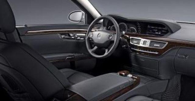 2008 M-Benz AMG S63L  第8張相片