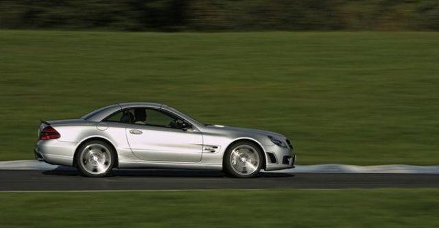 2008 M-Benz AMG SL 63  第4張相片