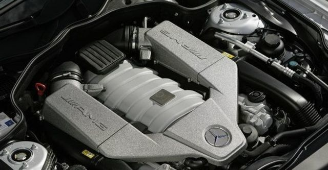 2008 M-Benz AMG SL 63  第8張相片