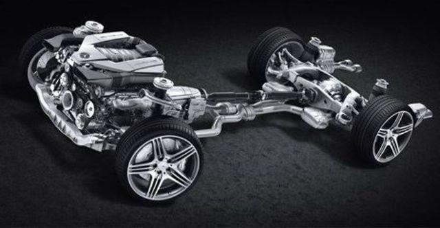 2008 M-Benz AMG SL 63  第9張相片