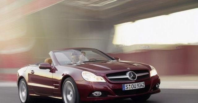 2008 M-Benz AMG SL500  第1張相片