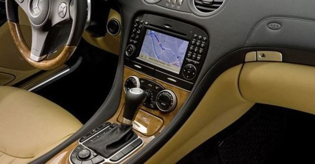 2008 M-Benz AMG SL500  第4張相片