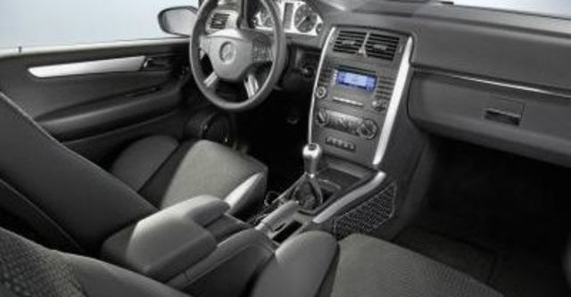 2008 M-Benz B-Class B200 CDi  第7張相片