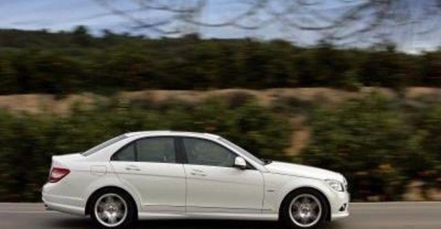 2008 M-Benz C-Class C200 K Avantgarde  第7張相片