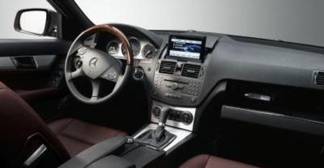 2008 M-Benz C-Class C200 K Avantgarde  第9張相片