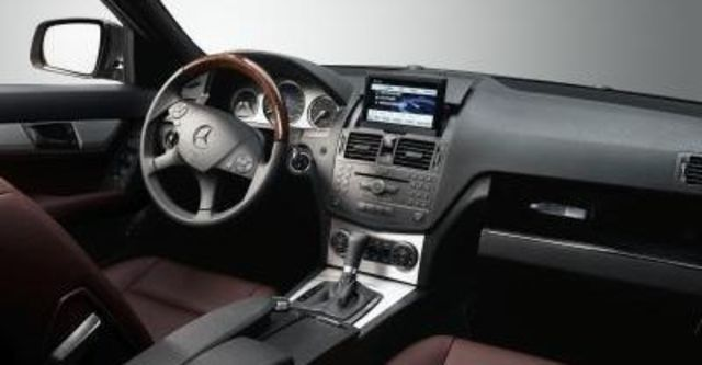 2008 M-Benz C-Class C200 K Classic  第9張相片