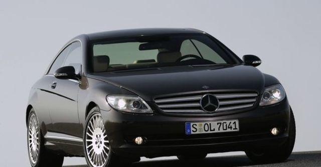 2008 M-Benz CL-Class CL500  第1張相片