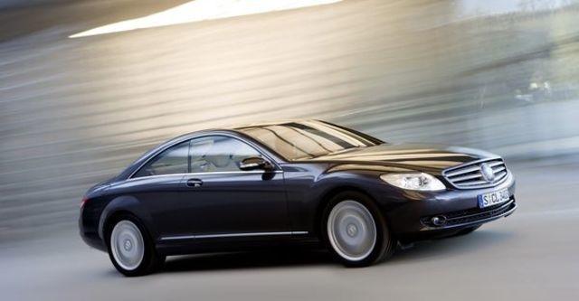 2008 M-Benz CL-Class CL500  第4張相片