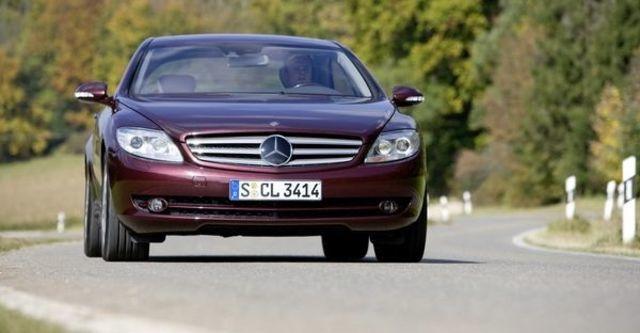 2008 M-Benz CL-Class CL500  第5張相片