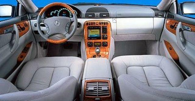 2008 M-Benz CL-Class CL500  第8張相片