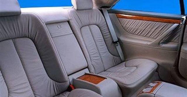 2008 M-Benz CL-Class CL500  第9張相片