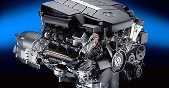 2008 M-Benz CL-Class CL500  第11張相片
