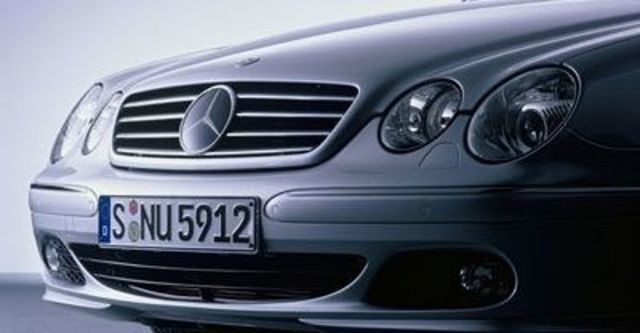 2008 M-Benz CL-Class CL600  第3張相片