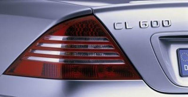 2008 M-Benz CL-Class CL600  第4張相片
