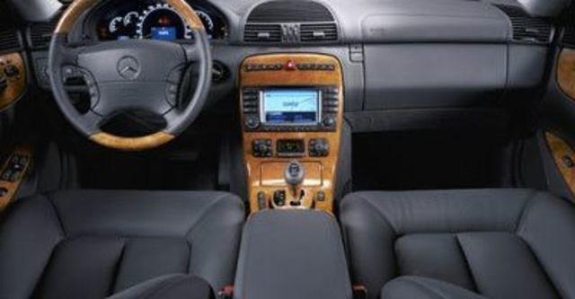 2008 M-Benz CL-Class CL600  第8張相片