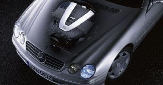 2008 M-Benz CL-Class CL600  第11張相片