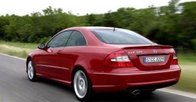 2008 M-Benz CLK-Class CLK280  第4張相片