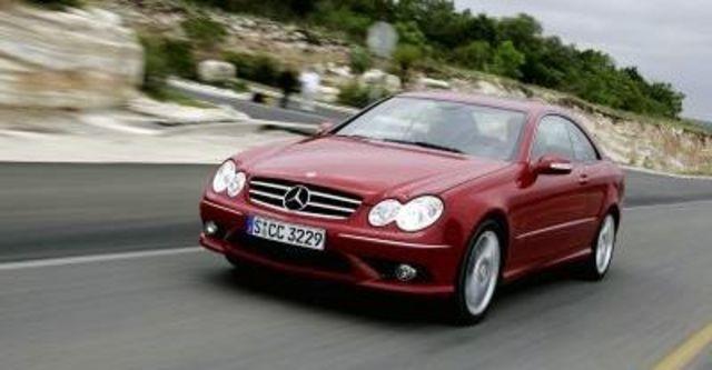 2008 M-Benz CLK-Class CLK280  第5張相片