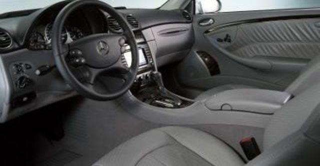 2008 M-Benz CLK-Class CLK280  第7張相片