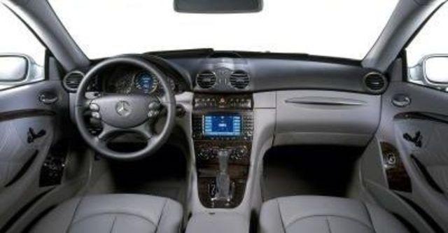 2008 M-Benz CLK-Class CLK280  第8張相片
