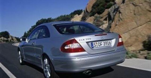 2008 M-Benz CLK-Class CLK280  第9張相片
