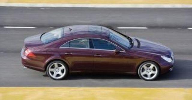 2008 M-Benz CLS-Class CLS350  第5張相片