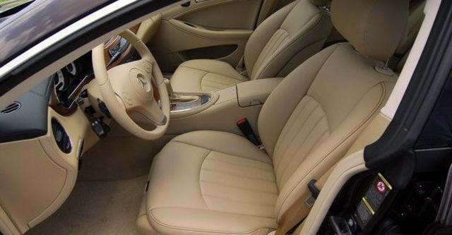 2008 M-Benz CLS-Class CLS350  第18張相片