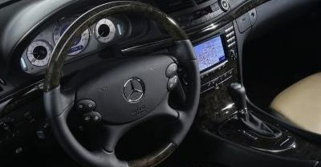 2008 M-Benz E-Class E280  第7張相片