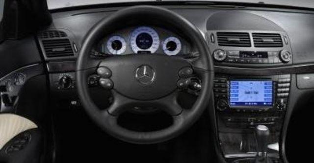 2008 M-Benz E-Class E320 CDI  第9張相片