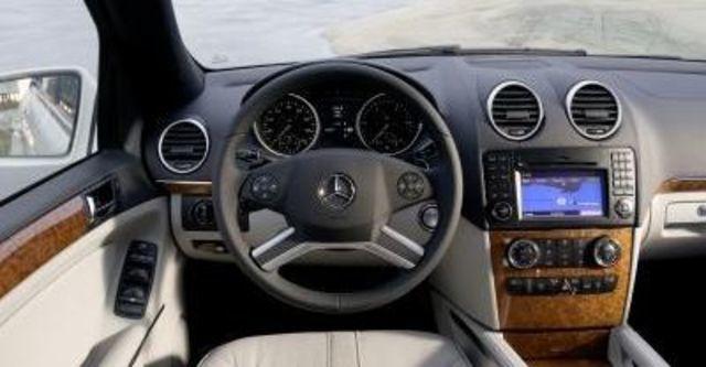 2008 M-Benz M-Class ML350  第6張相片