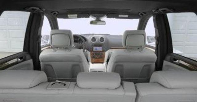 2008 M-Benz M-Class ML350  第7張相片