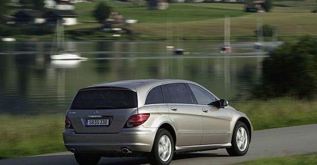 2008 M-Benz R-Class R350L  第3張相片